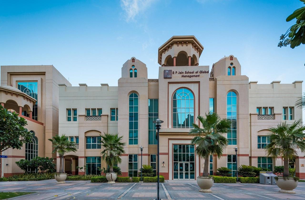Trường Quản trị quốc tế S P Jain tại Dubai