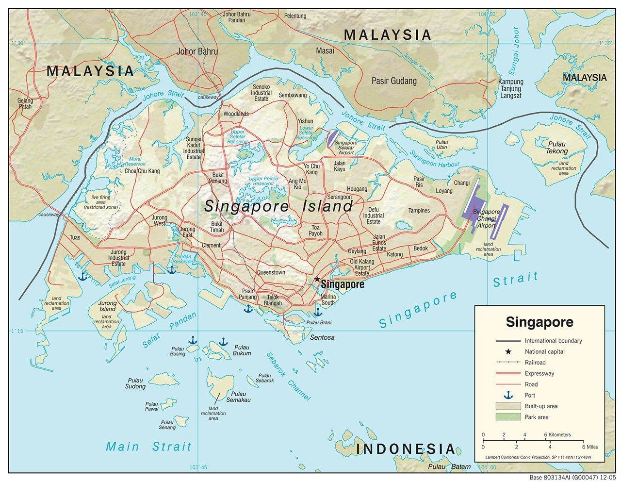 Tổng quan về Singapore