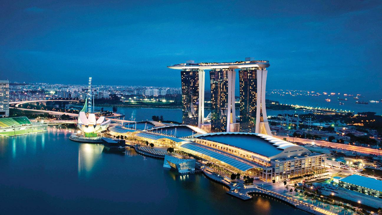 Singapore tuy không có nhiều tài nguyên, danh lam thắng cảnh