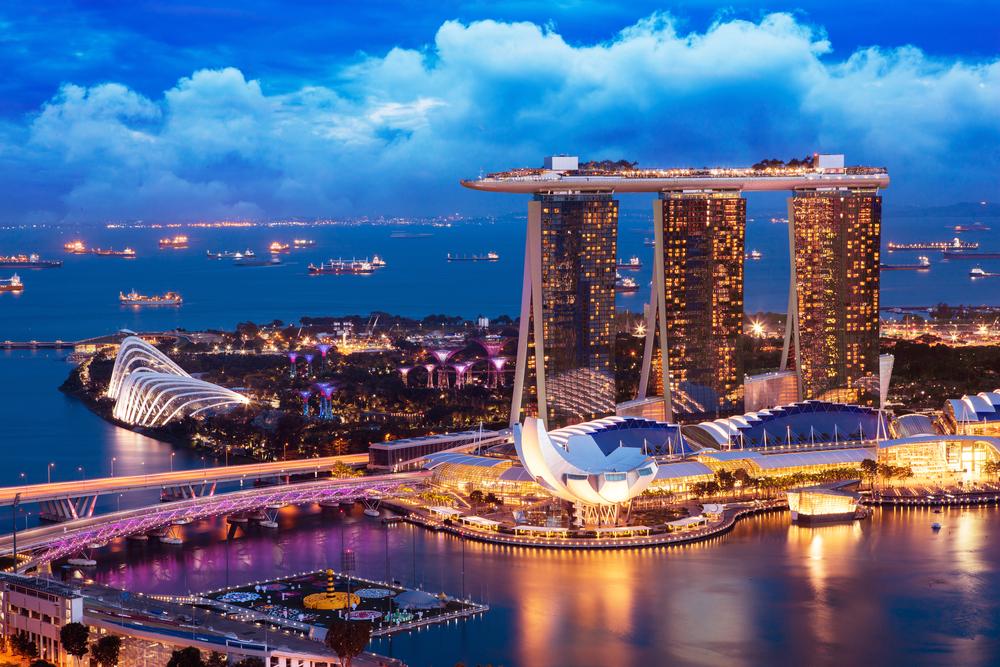 Không chỉ là trung tâm tài chính của thế giới, Singapore còn là trung tâm logistics toàn cầu với chất lượng dịch vụ tốt nhất