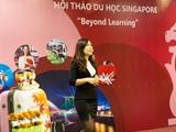 HSSV học được gì sau buổi giao lưu trực tiếp với cựu SV Singapore?