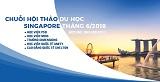 Du học Singapore không khó cùng chuỗi hội thảo tháng 6/2018 của INEC