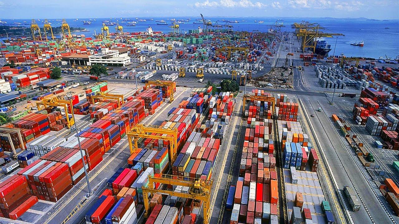 Singapore sở hữu cảng lưu chuyển hàng hóa bận rộn nhất thế giới