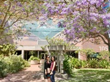 Đại diện INEC thăm du học sinh tại Đại học công lập Curtin Úc
