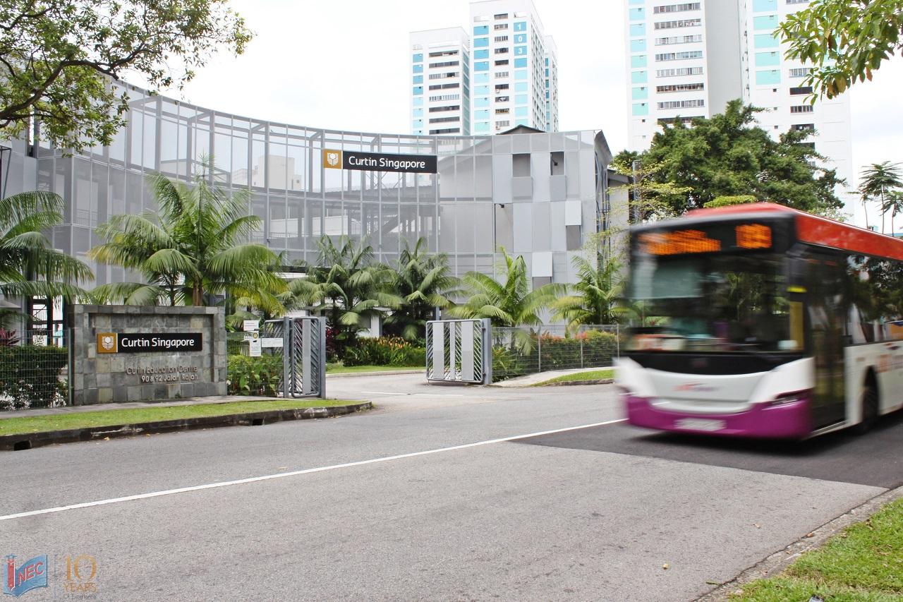 du học singapore tại dai học curtin