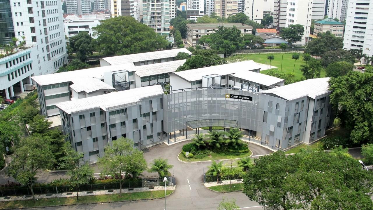 Thư viện hình ảnh Curtin Singapore