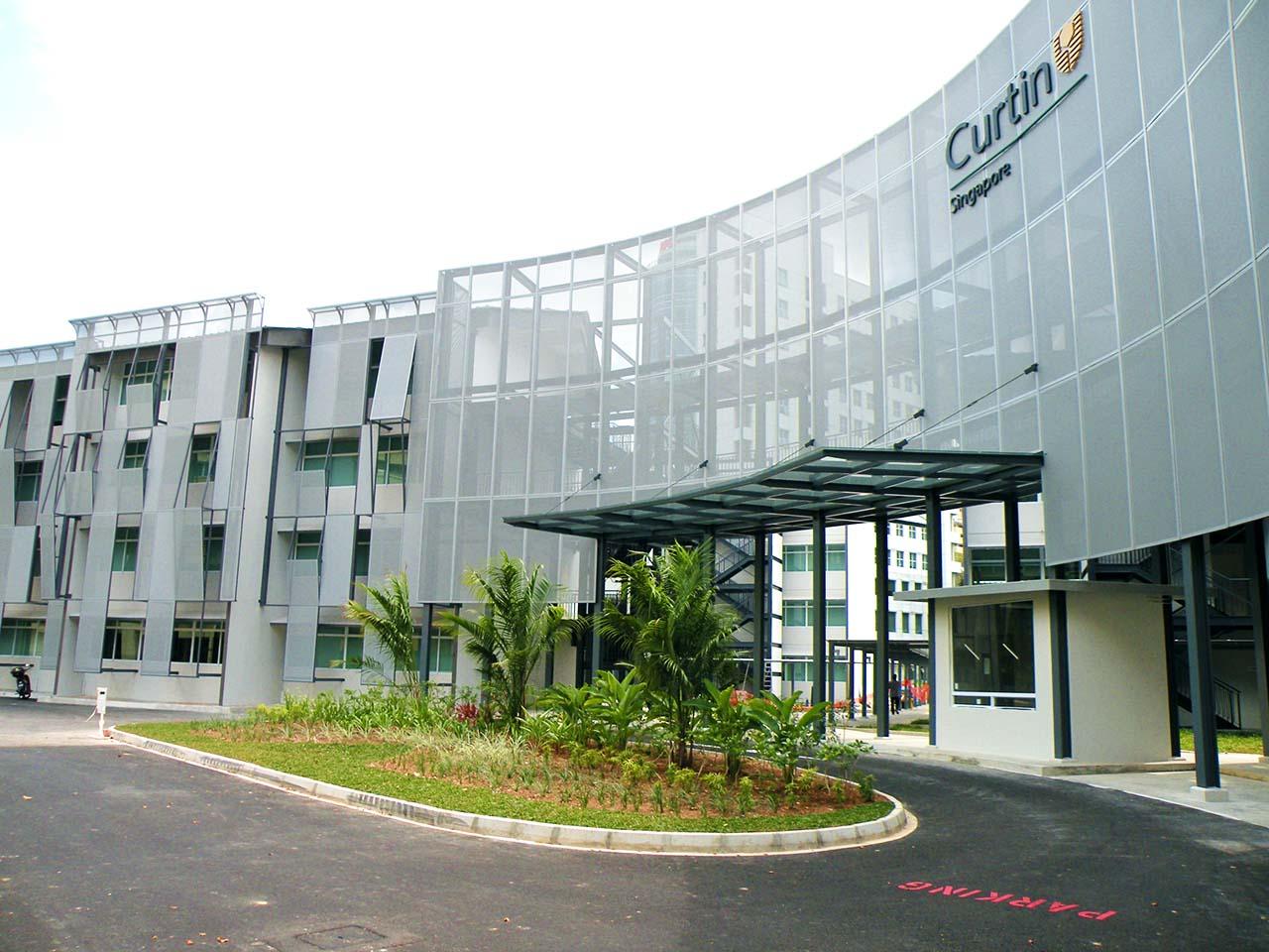 Đại học Curtin Singapore - đơn vị đào tạo hàng đầu về lĩnh vực logistics và quản lý chuỗi cung ứng