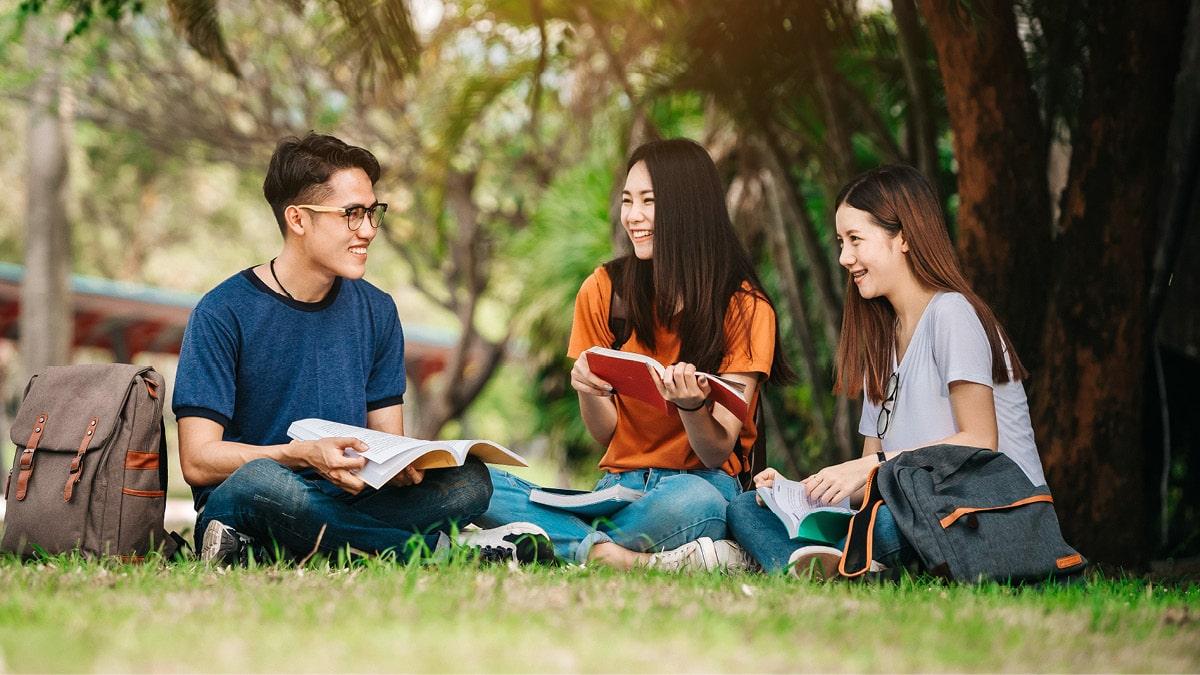 Sinh viên Đại học Curtin Singapore tận hưởng môi trường học tập thoải mái