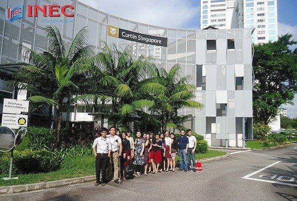 Đại Học Công Lập Curtin Úc – Tại Singapore 2017