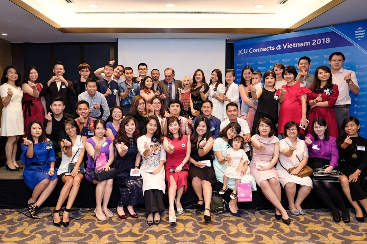Ngày hội cựu sinh viên JCU