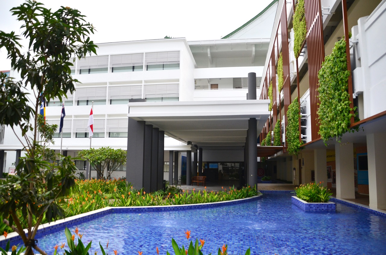 Du học Singapore Đại học James Cook