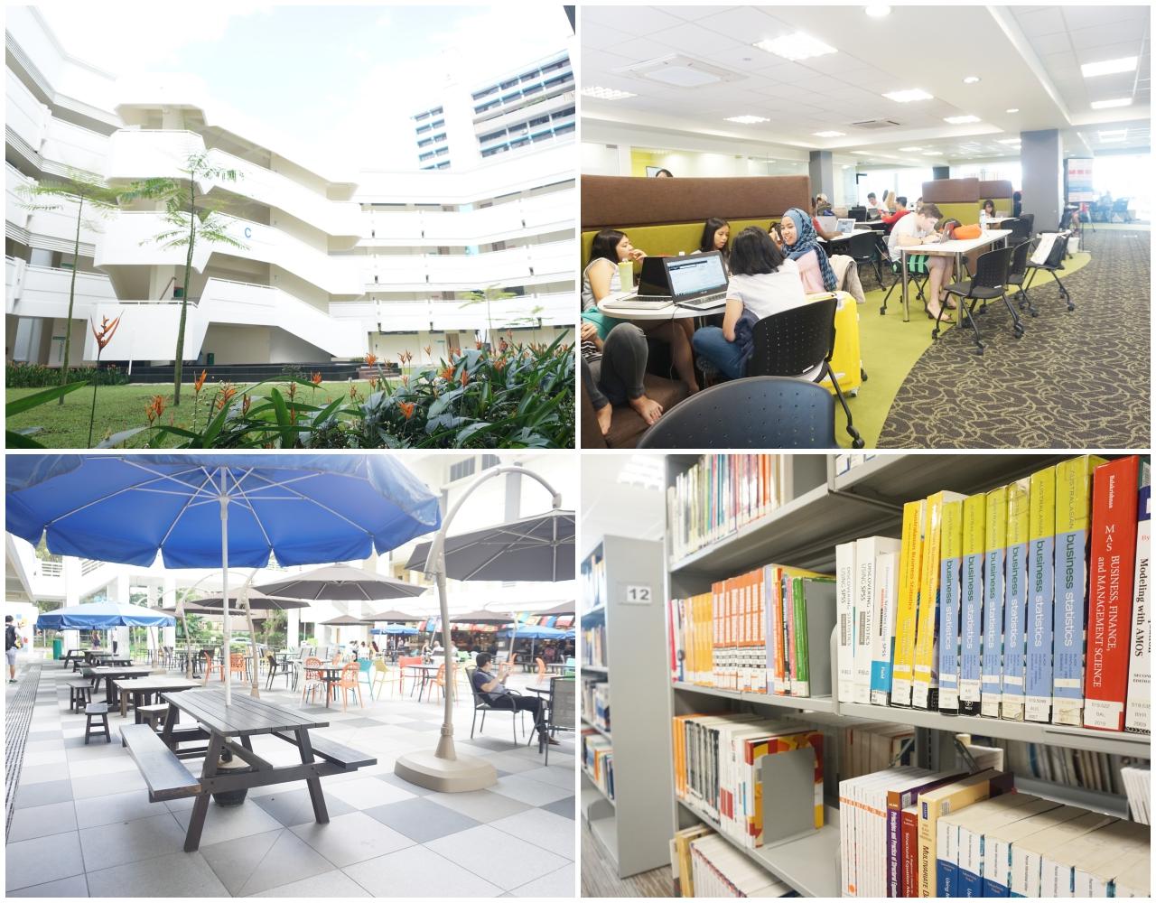 Du học Singapore tại Đại học James Cook