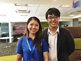 """Tạ Đình Duy: """"Giáo viên ở JCU Singapore cực kỳ tốt bụng và vui tính!"""""""