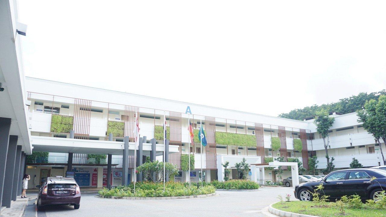 Cơ sở mới hiện đại của JCU Singapore