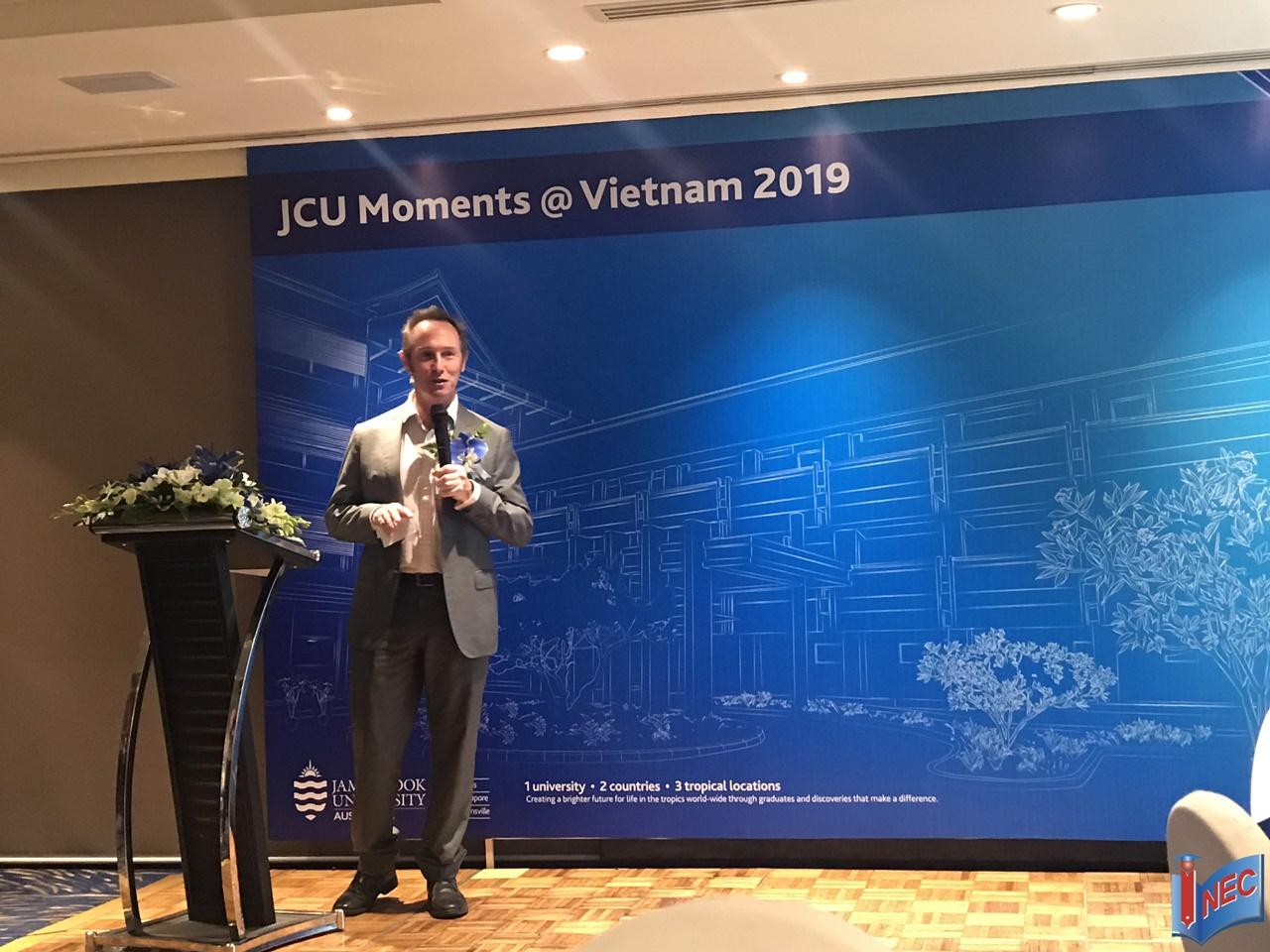 Tiệc alumni JCUS 2019