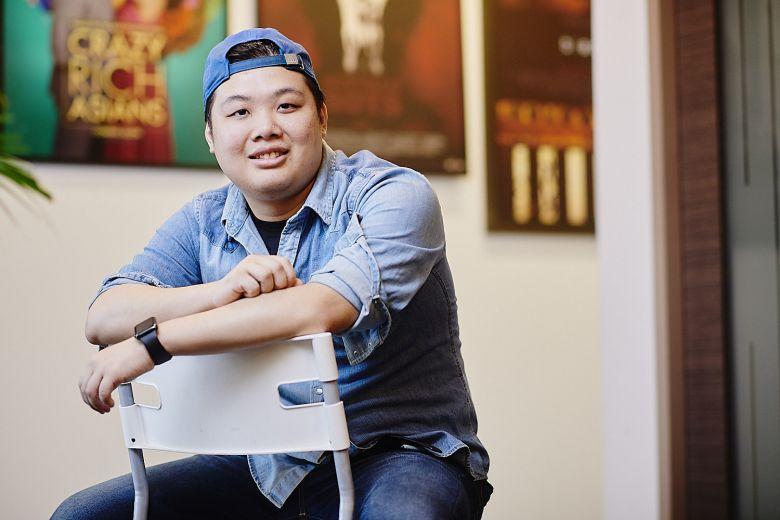 Jasper Ng. học tâm lý học tại ĐH James Cook Singapore