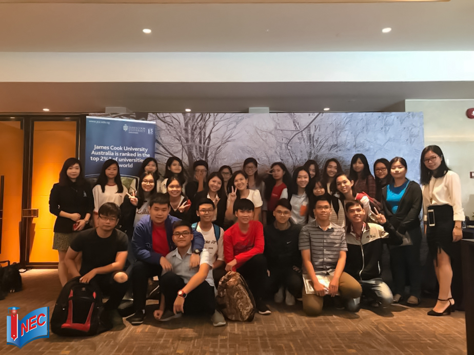 Học bổng Đại học JCU Singapore