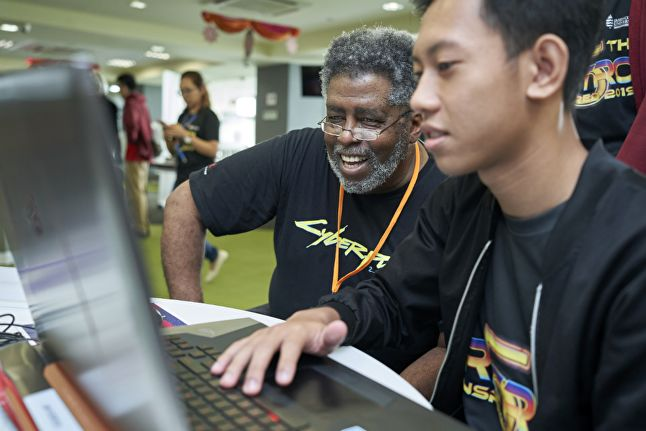 ĐH James Cook Singapore mời chuyên gia về thiết kế game hàng đầu