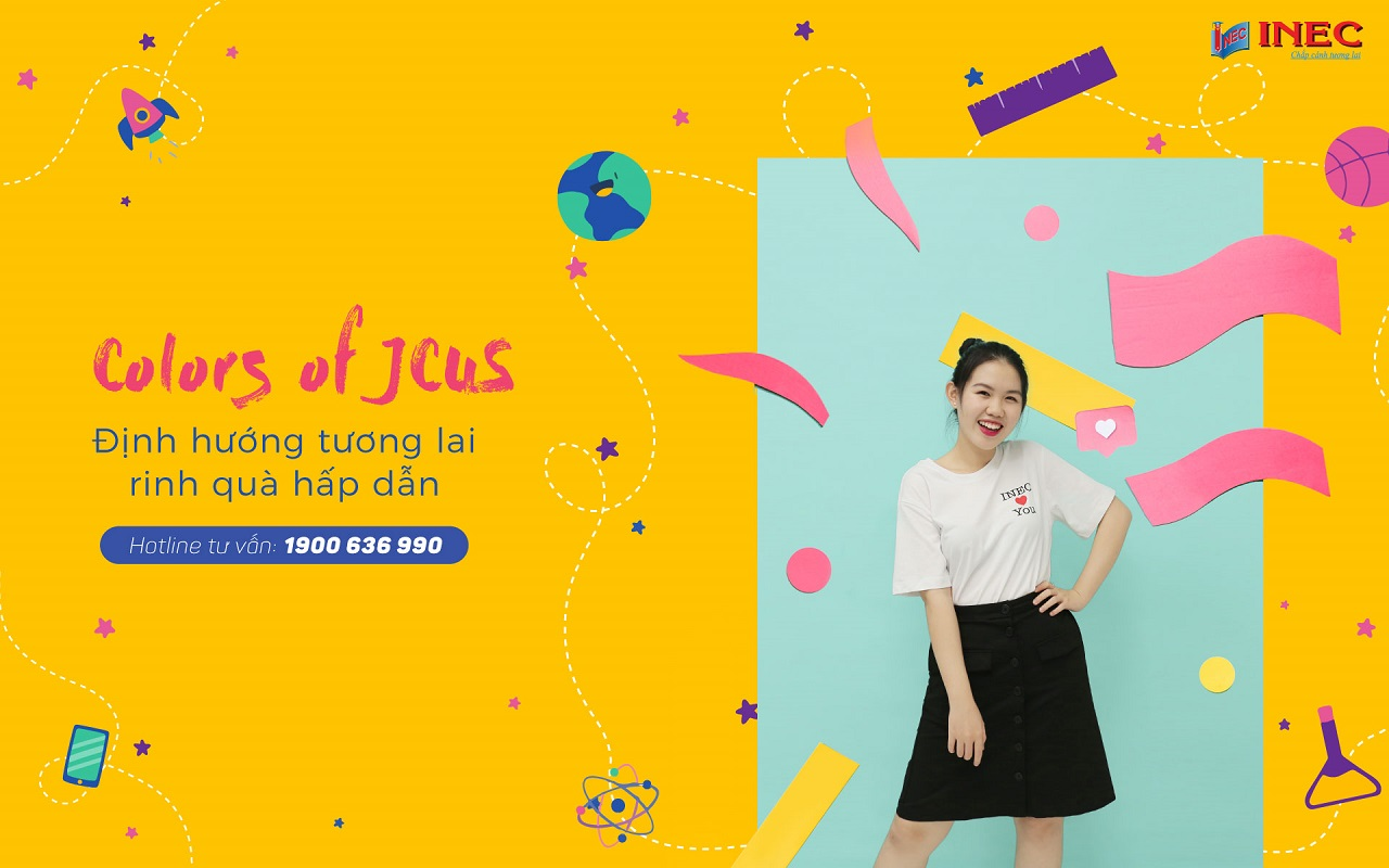 Cuộc thi Colors of JCUS