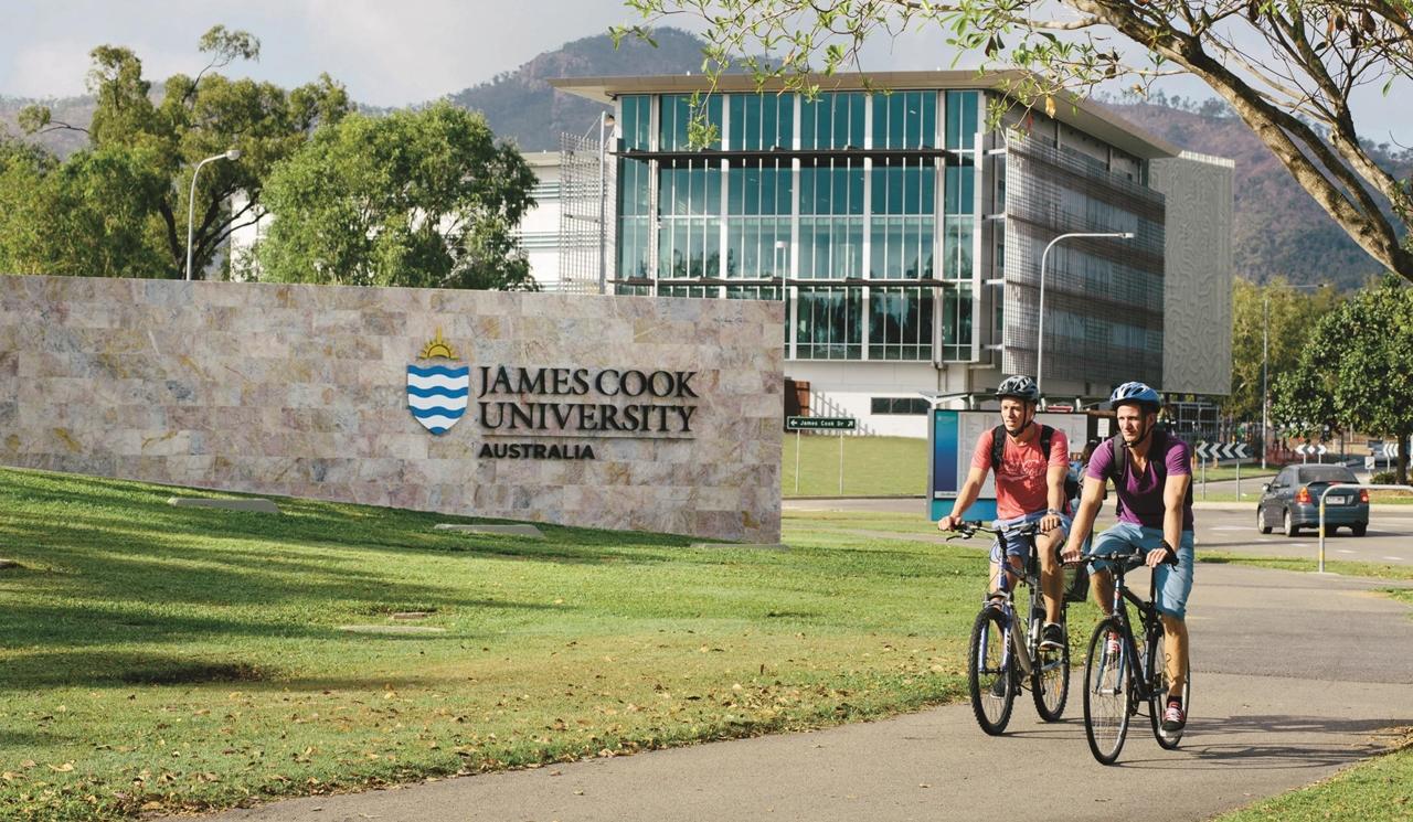Du học Singapore chuyển tiếp Úc tại Đại học James Cook