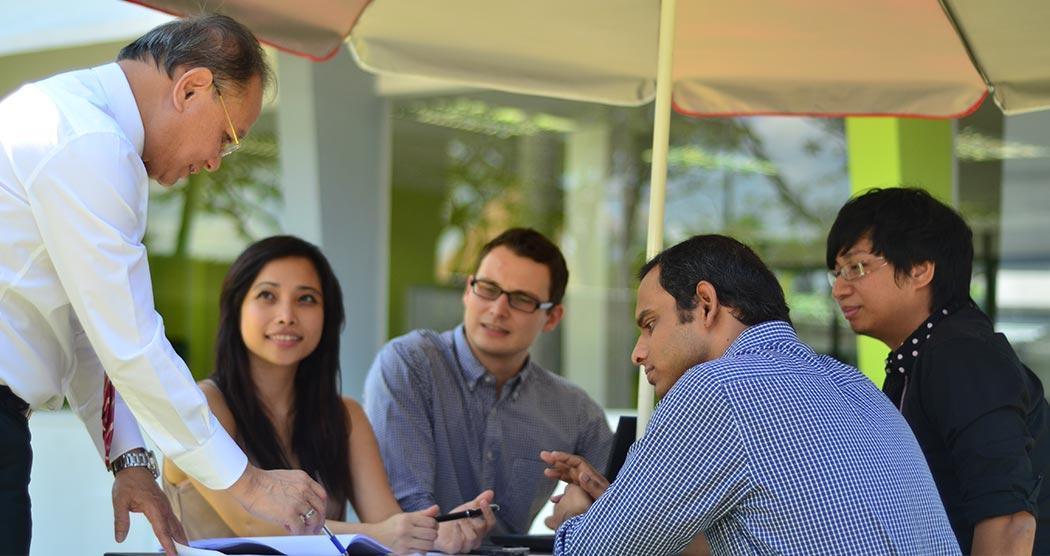 Hội thảo kế toán của Đại học James Cook Singapore