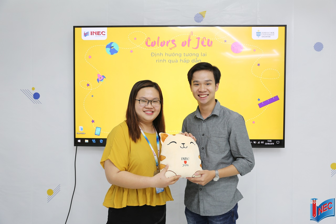 Kết quả Colors of JCUS 2019