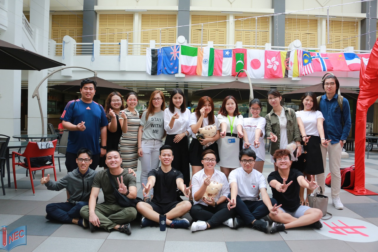 Du học sinh Việt Nam tại Singapore đánh giá cao chất lượng dịch vụ của Du học INEC
