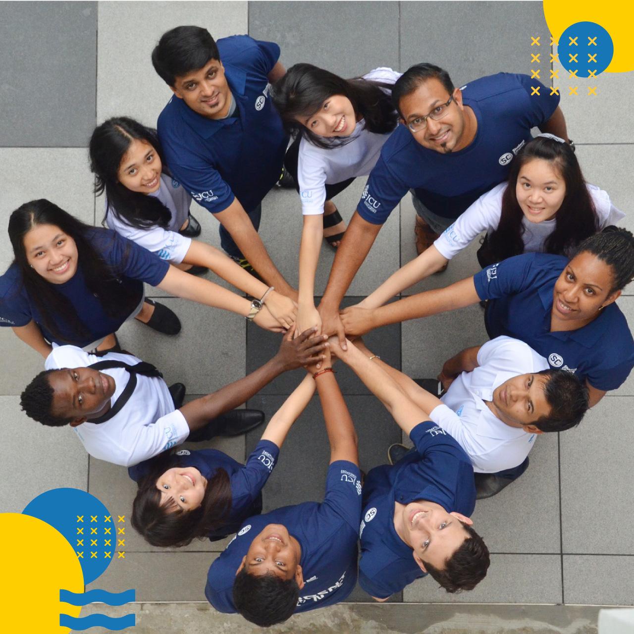 Sinh viên JCU Singapore được thụ hưởng nền giáo dục chuẩn Úc trong khi trải nghiệm môi trường sống năng động tại Singapore