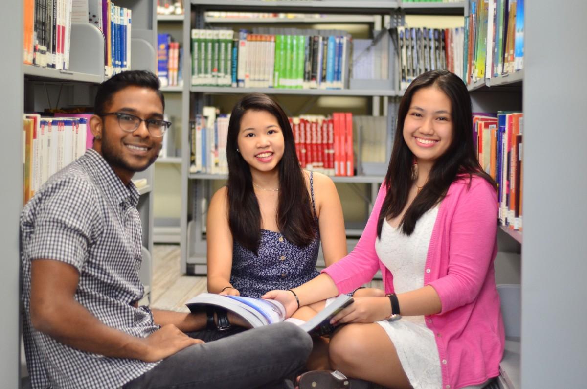Sinh viên du học Singapore tại JCU