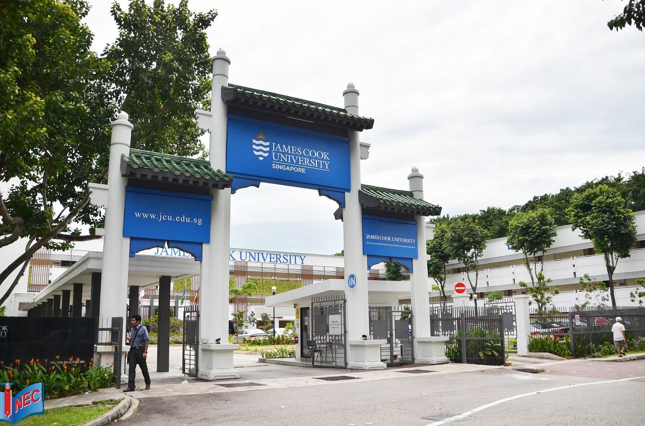 Du học chuyển tiếp Úc từ Đại học James Cook Singapore 2