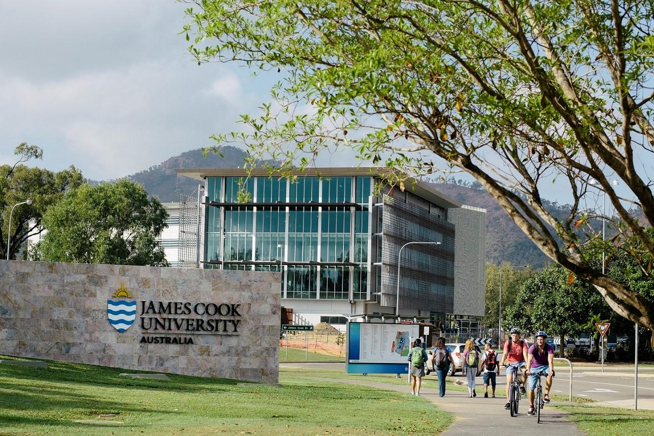 Đại học James Cook – Top 2% trường tốt nhất thế giới