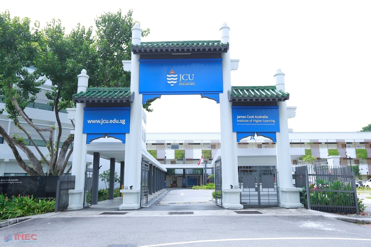 Đại học James Cook tại Singapore – điểm đến học tập trong mơ của đông đảo sinh viên quốc tế