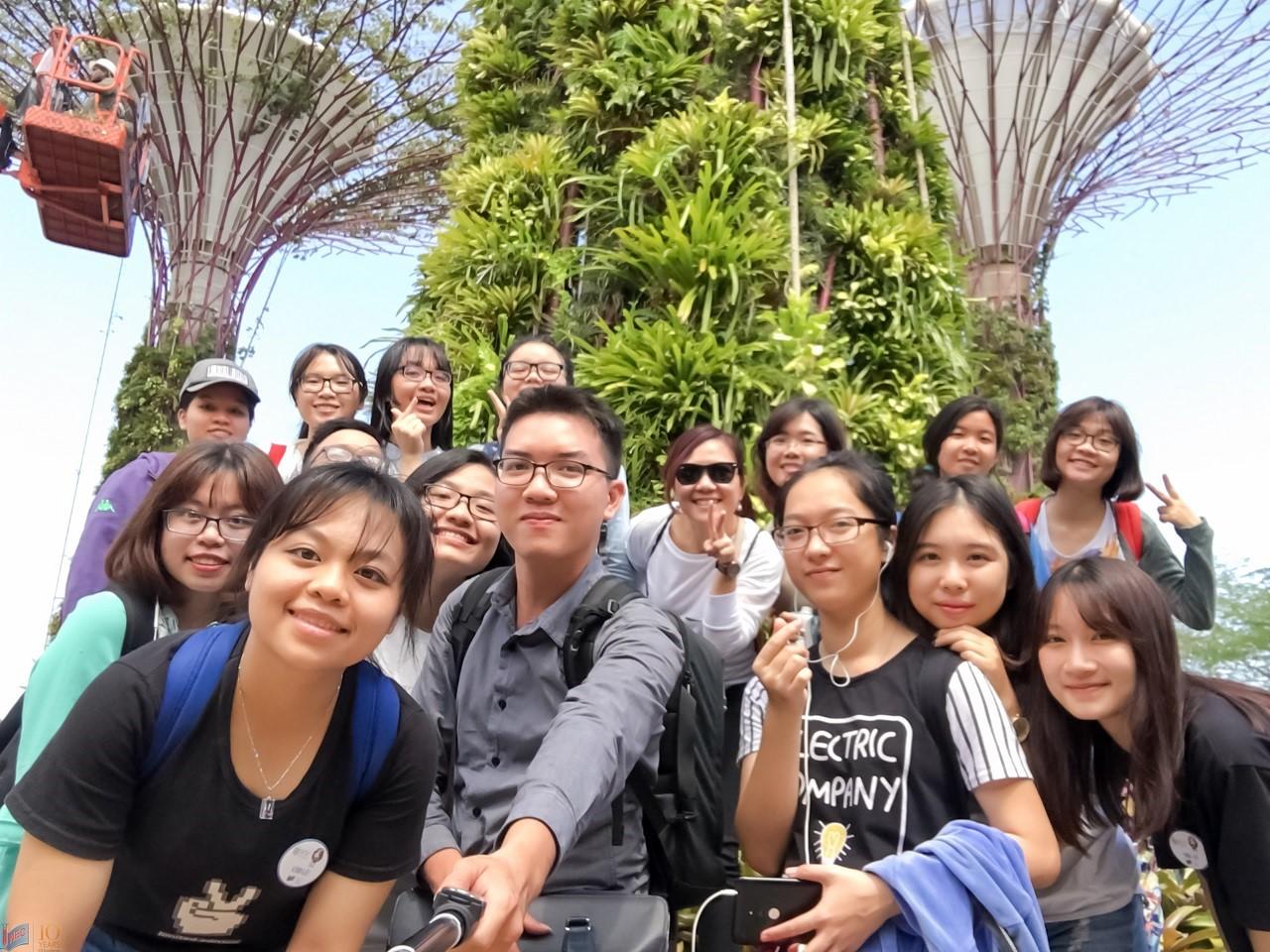 Study Tour – hoạt động trải nghiệm một tuần là du học sinh JCU Singapore duy nhất được tổ chức bởi Du học INEC