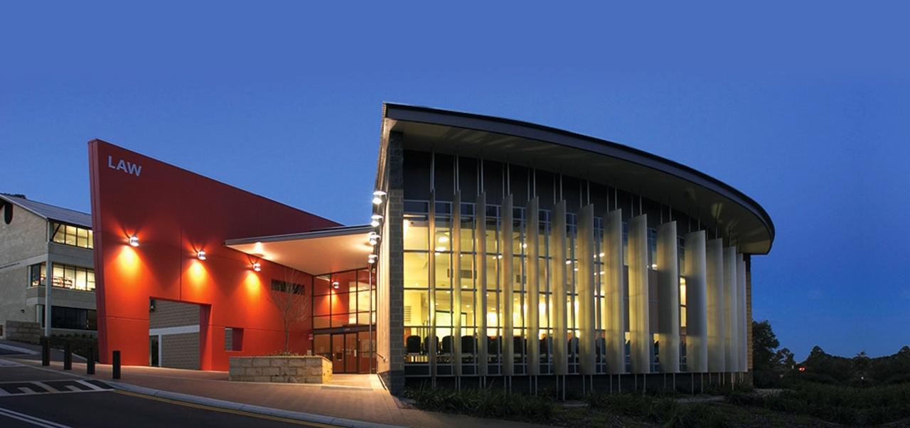 Khu học xá chính của Murdoch tọa lạc tại thành phố Perth yên bình, xinh đẹp