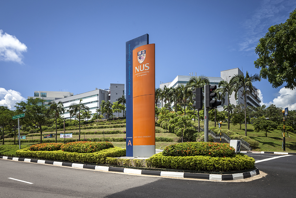 Du học Singapore tại NUS