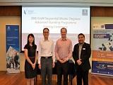 Tính ưu việt của chương trình liên kết giữa SMU và Đại học Melbourne
