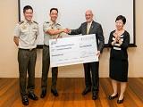 Học bổng Chiến binh SMU (SWS) - Học bổng đầu tiên dành cho quân nhân tại Singapore