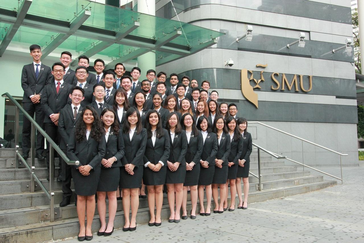 Hội thảo Đại học SMU Singapore 2018 – Thương hiệu giáo dục đẳng cấp thế giới!
