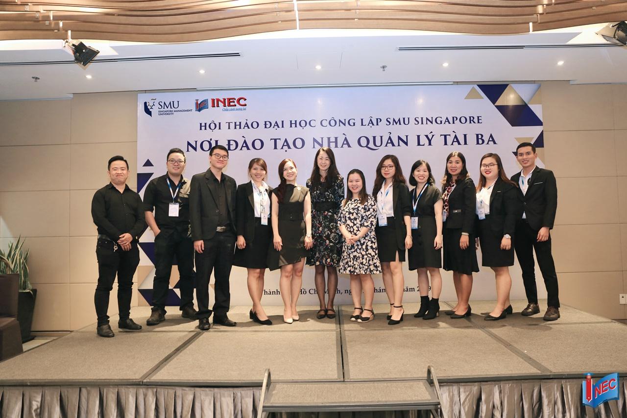 Hội thảo SMU 2019