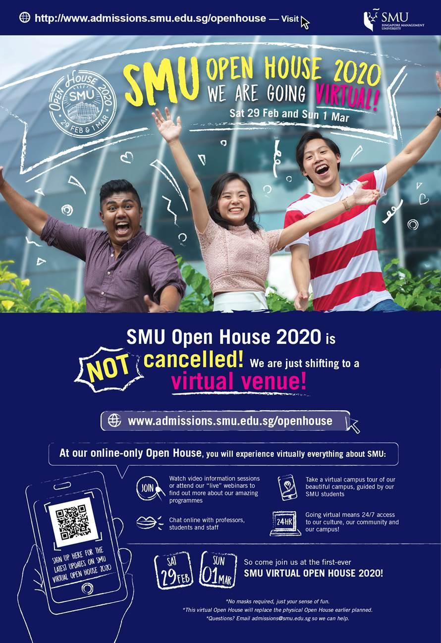 SIM Open House 2020