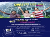 SMU Open House 2020 - Không gian ảo, đẳng cấp thật
