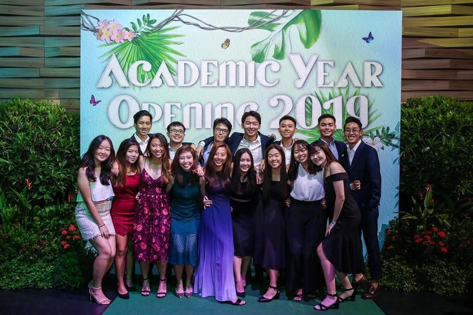 Trở thành sinh viên đại học SMU