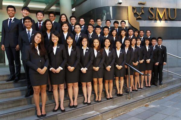 Học phí, yêu cầu đầu vào Đại học SMU Singapore