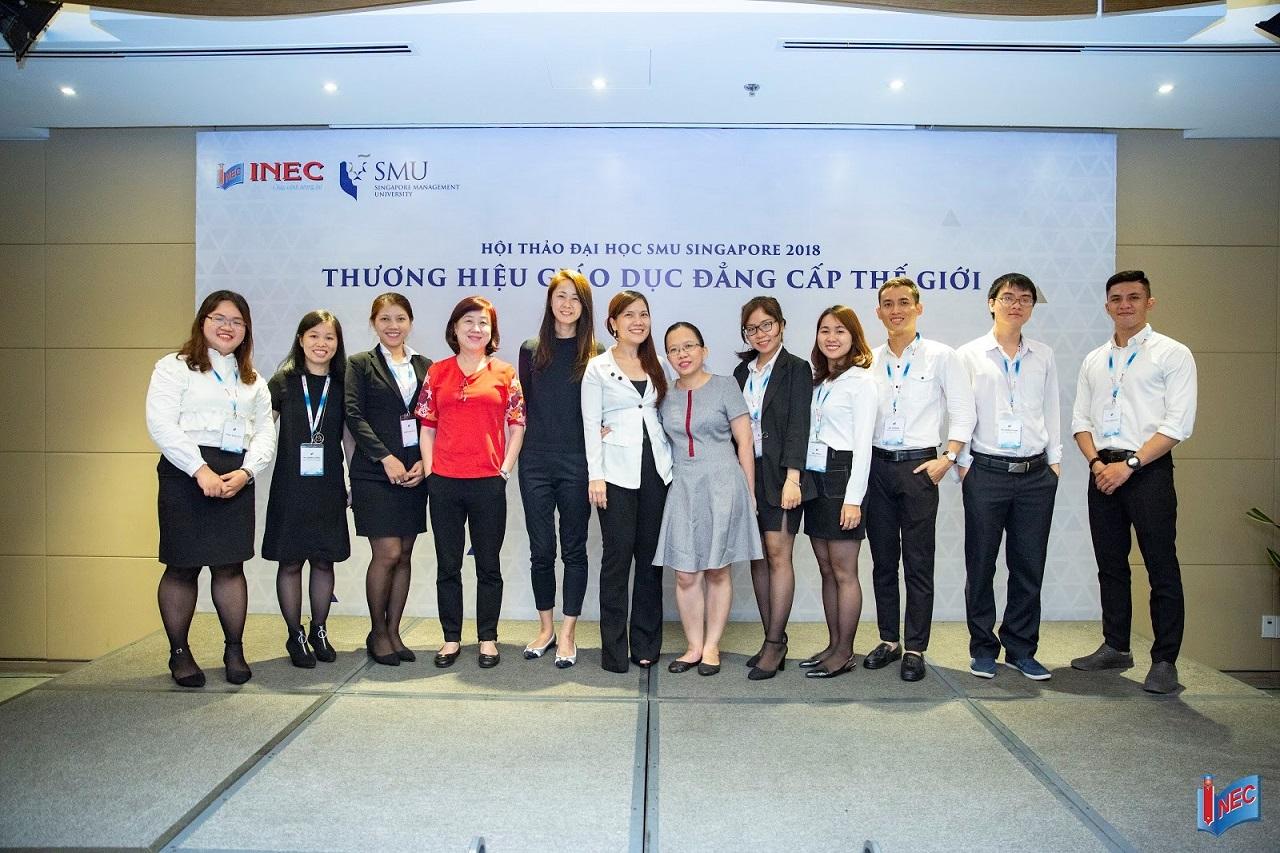 Du học INEC là đại diện tuyển sinh duy nhất tại Việt Nam của Đại học Quản lý Singapore (SMU)