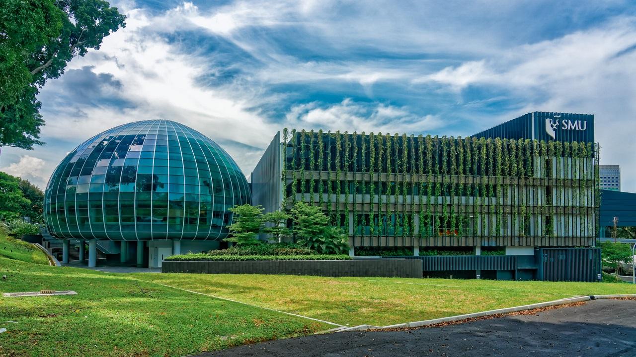 SMU sở hữu hệ thống vật chất hiện đại ngay trung tâm tài chính của Singapore
