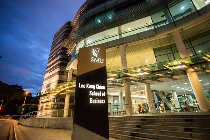 Trường Kinh doanh Lee Kong Chian - Đại học Quản lý Singapore (SMU)