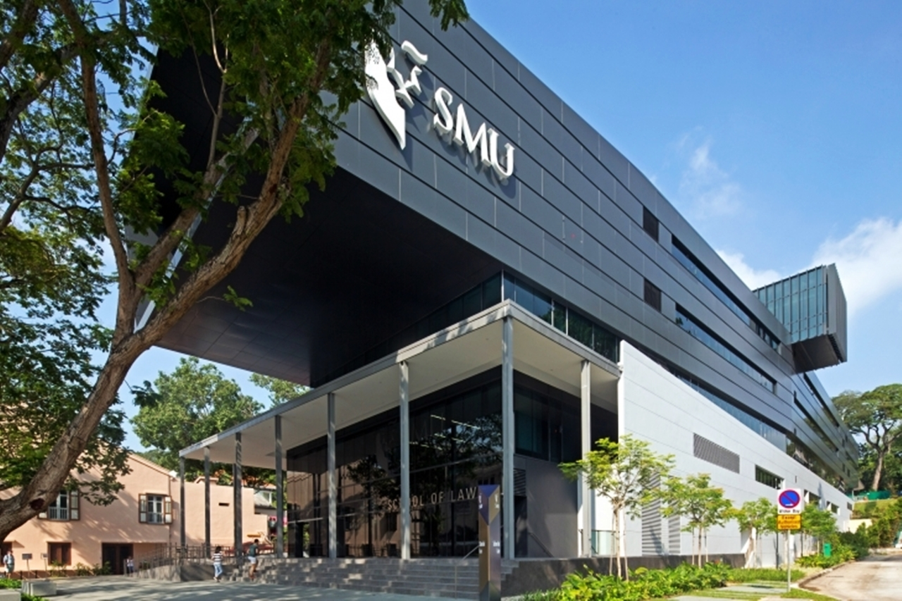 SMU SCHOOL OF LAW BUILDING