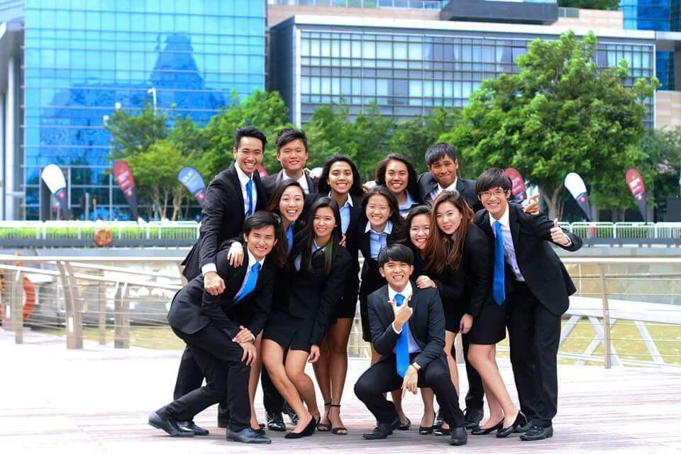 Sinh viên SMU nổi tiếng với sự chuyên nghiệp