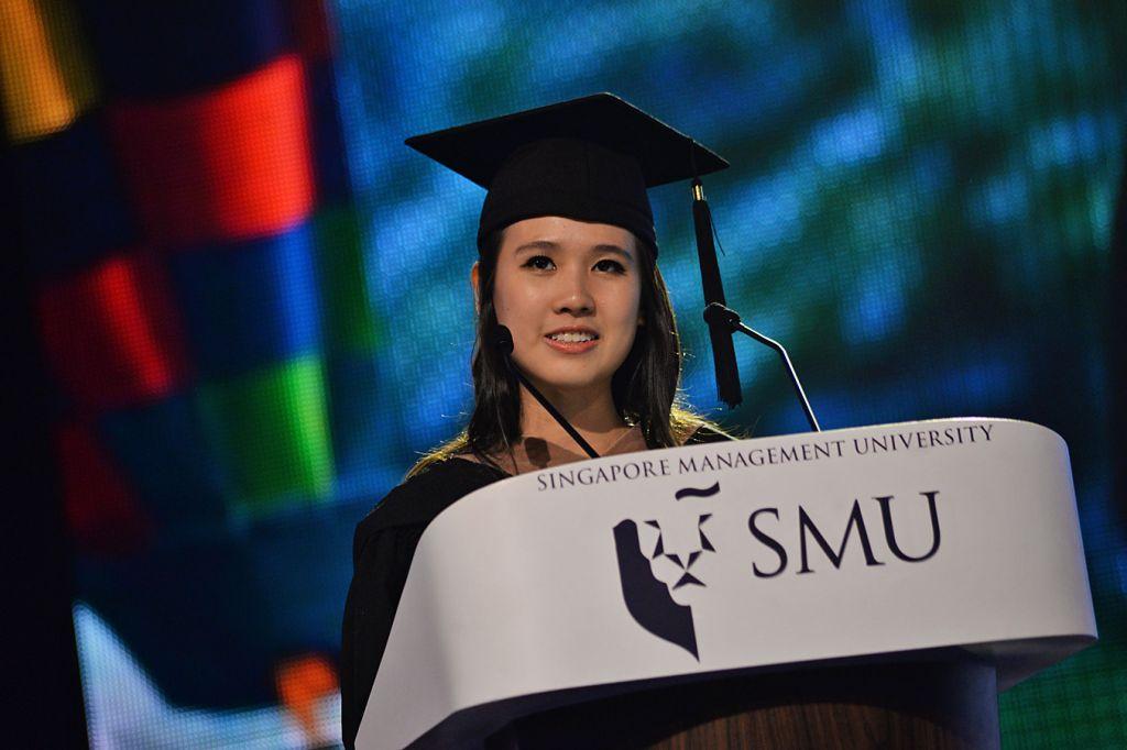 Sinh viên tốt nghiệp SMU được trang bị đầy đủ kiến thức, kỹ năng và nhân cách để trở nên vượt trội trong bất kỳ môi trường chuyên nghiệp nào