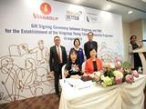Việt Nam - SMU: Tăng cường hợp tác để đào tạo nhân tài
